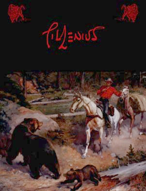 Tillenius Book Cover